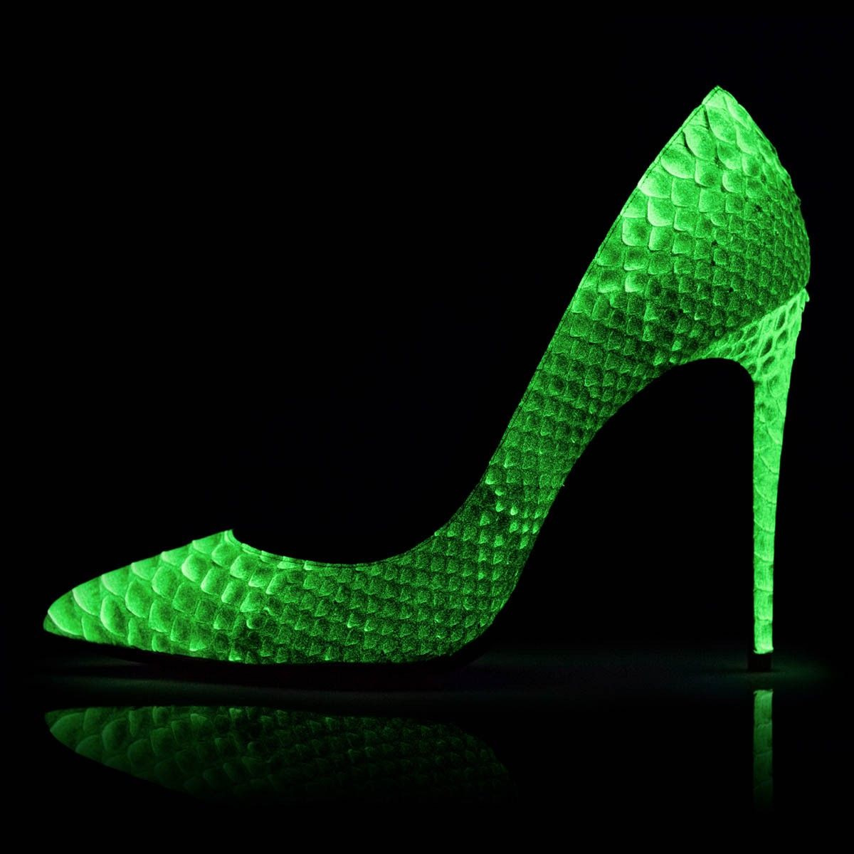 2471d557856 Shoes - Pigalle Follies Python Light - Christian Louboutin- GLOW IN ...