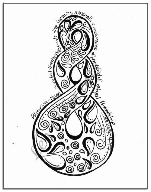 Maori Twist Tattoo: Maori Friendship Tattoos - Google Search