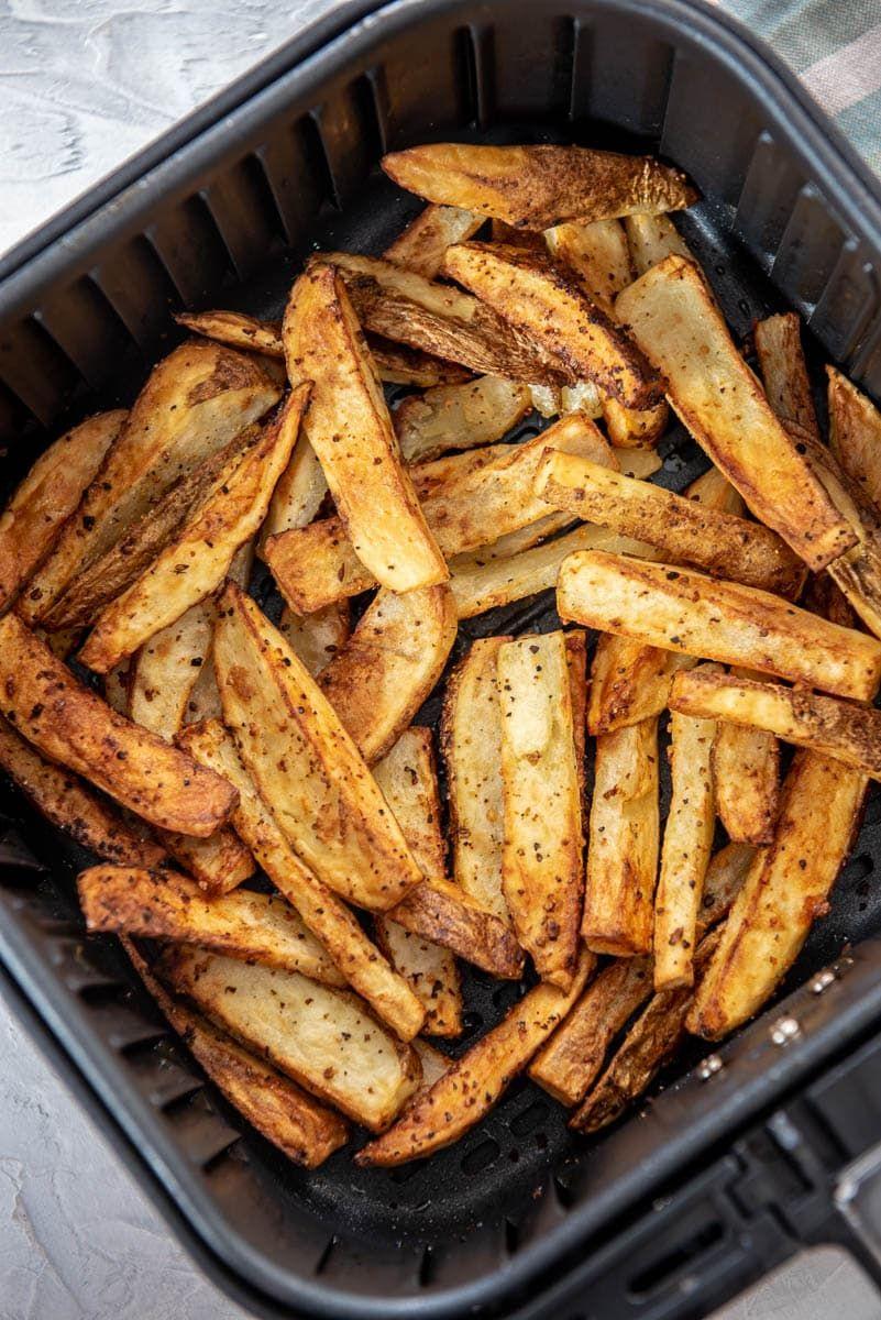 Air Fryer French Fries Air fryer french fries, Air fryer