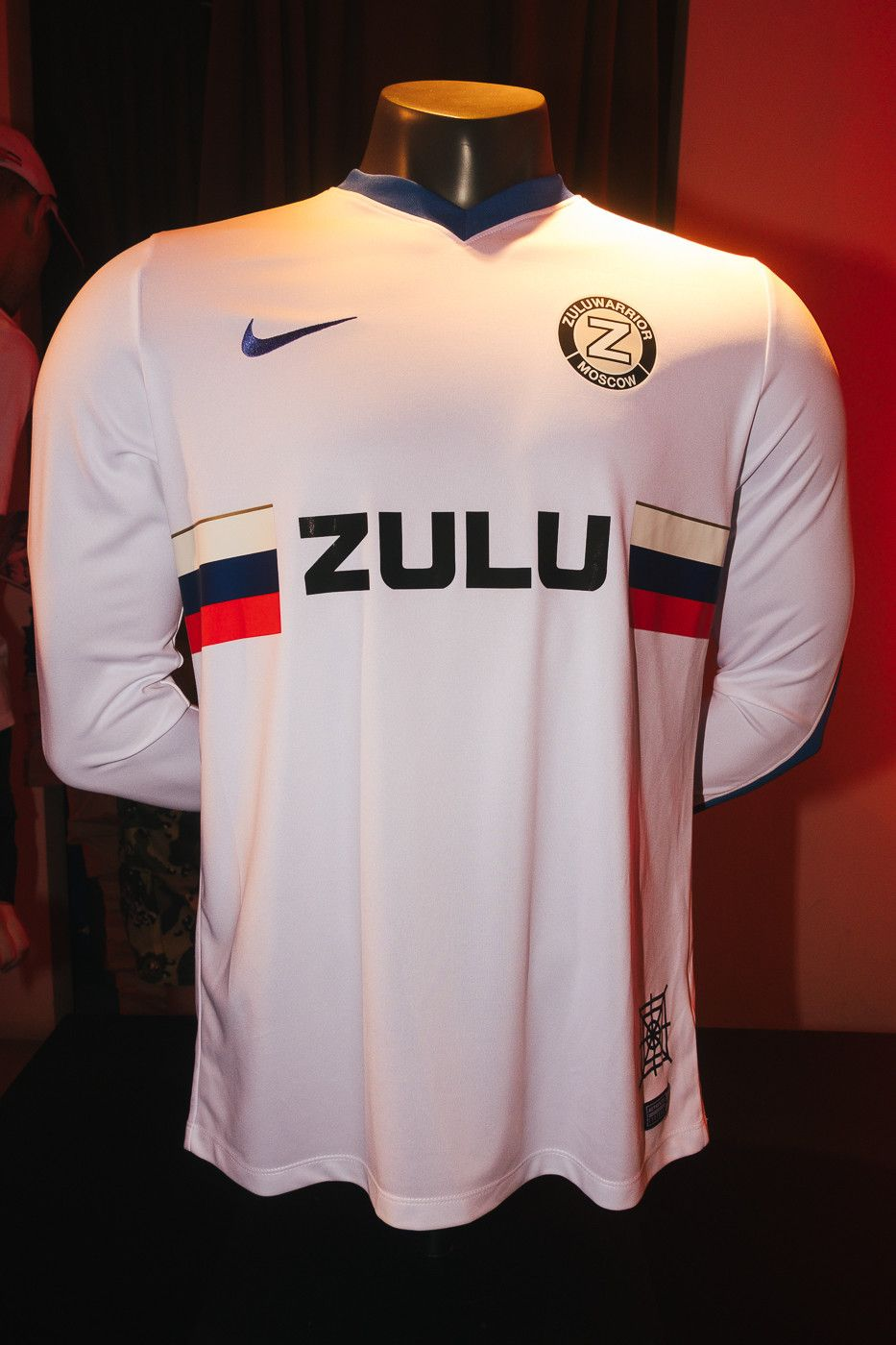 Nike Football Korobka Collection Moscow Jersey Kits Sportwear Soccer 2018 FIFA  World Cup Russia ZULUWARRIOR Sever Belief Moscow Cyber69 Fashion 7c37bb8a4