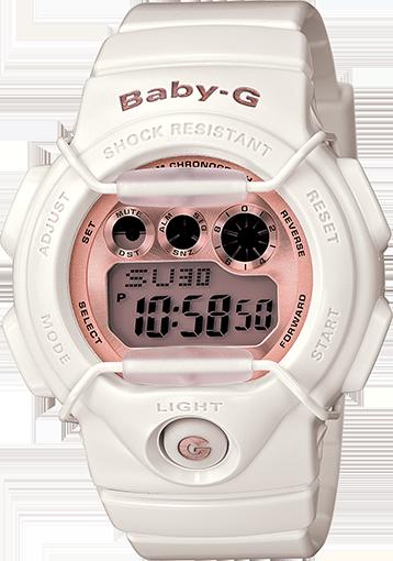 Bg1005a 7 Baby G White Womens Watches Casio Baby G White Watches Women Womens Watches Casio