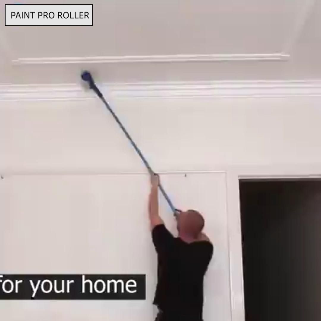 Paint Pro Roller Set In 2020 Diy Home Repair Roller Set Paint Colors For Home
