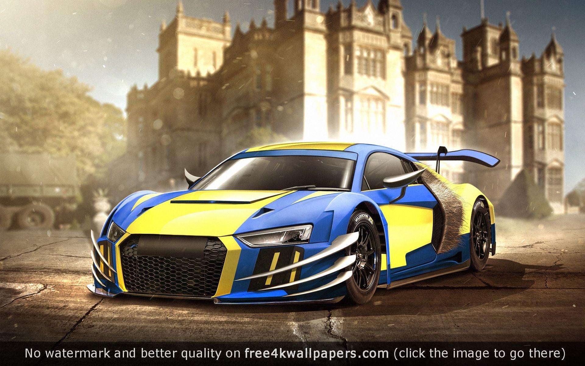 Audi R Wolverine Hd Wallpaper Super Cars Audi R8 V10 Spyder Marvel And Dc Superheroes