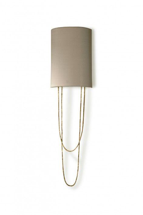 Wall lights porta romana luxury lighting and furniture made in britain