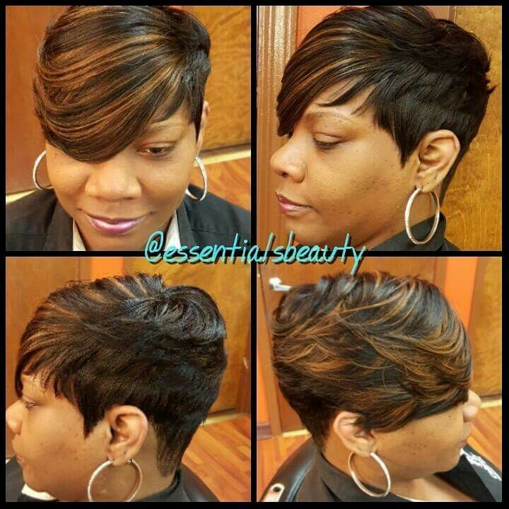 Essential Beauty Cute Hairstyles For Short Hair Short Hair Styles Pixie Short Hair Styles