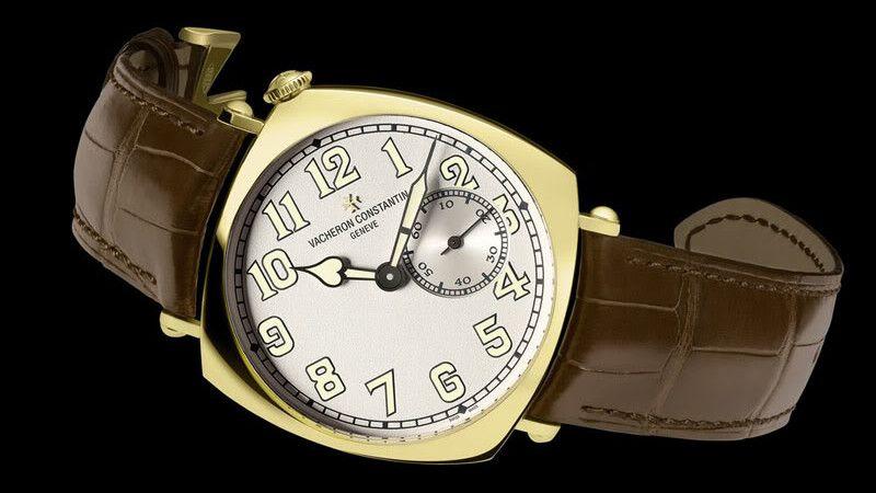We found the original of Vacheron Constantin's new Historique American 1921 Boutique New York - Monochrome Watches