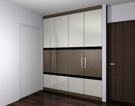 Wardrobe designs for bedroom indian laminate sheets home for Master bedroom wardrobe designs india