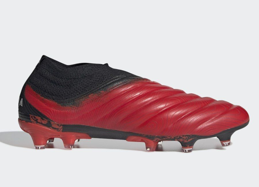 Adidas Copa 20 Fg Mutator Active Red Cloud White Core Black Adidasfootball Footballboots Adidassoccer In 2020 Football Boots Cleats Red Adidas