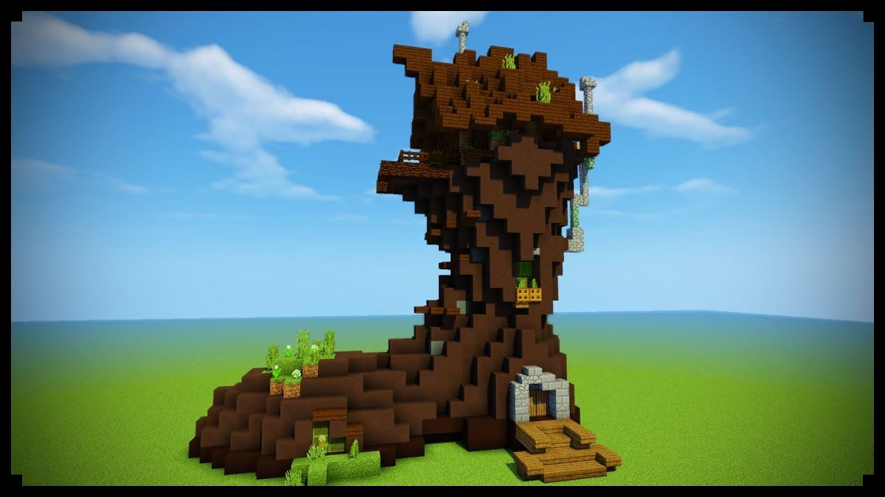 How To Make A Minecraft House In A Shoe Sweet Pinterest - Minecraft hauser bauideen