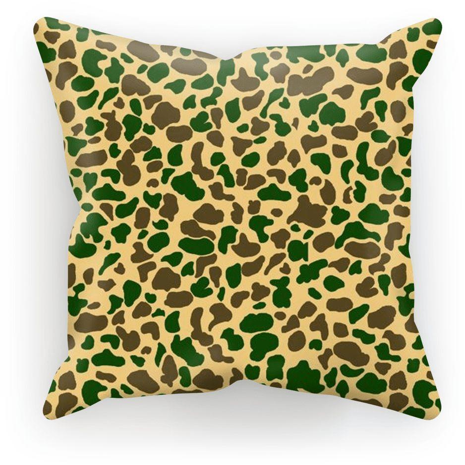 American Leopard CAMO Cushion