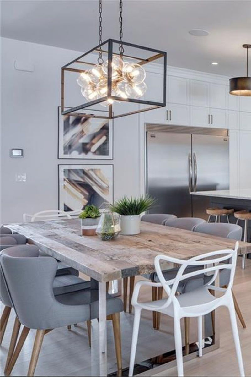 The Modern Farmhouse Kitchen of My Dreams - Styled to Sparkle