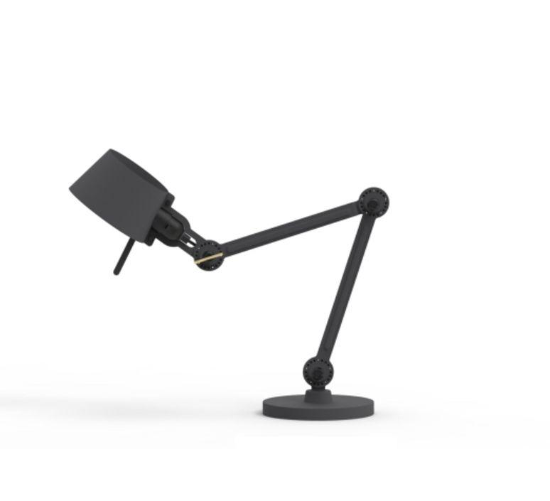 Lampe A Poser Bolt Noir 0l57cm H29cm Tonone Lampe A Poser Luminaire Lamp