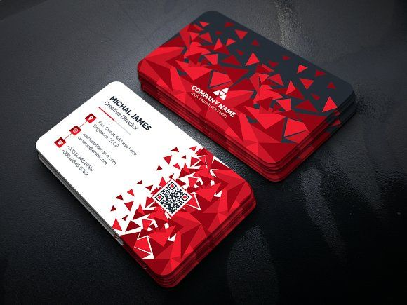 Business Card by Todorovic Designs on Creative Market
