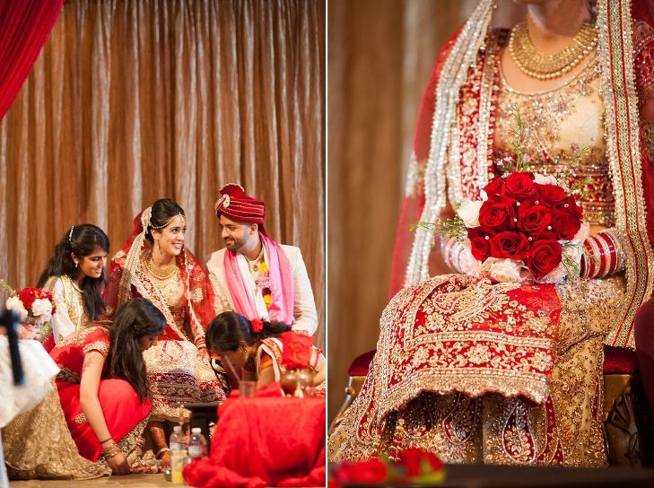 Ft Myers Sanibel Island Marriott – Destination Indian Wedding Baraat and Ceremony – Roshni and Vipul » Kimberly Photography