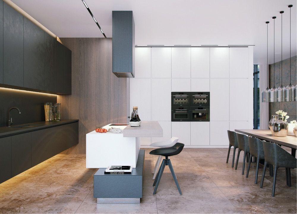 4 Posh Apartment Interior Design In A Small Space | Apartment Interior  Design, Small Spaces And Kitchen Design