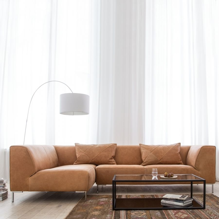 Ecksofa designklassiker  Design Leder Ecksofa Lamon in verschiedenen Varianten erhältlich ...