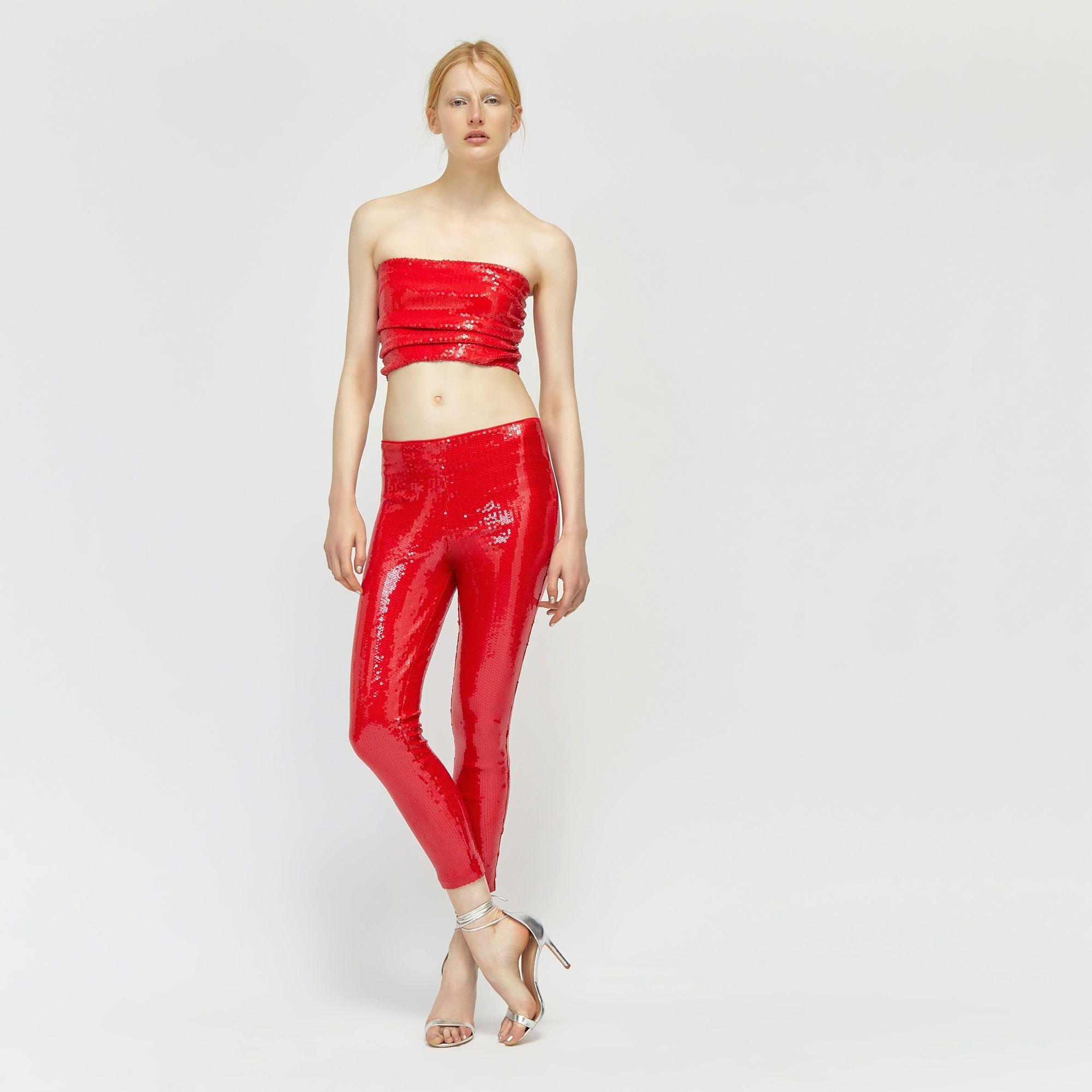 ff91f5bb853558 Ashish sequin leggings en 2018
