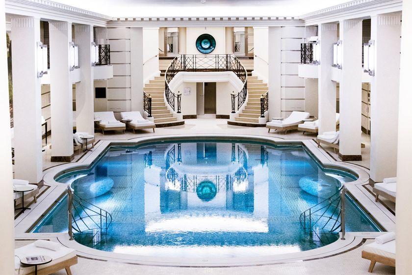 Chanel Spa Ritz Paris Hotel Paris The Ritz Paris Paris Hotels Hotel Pool