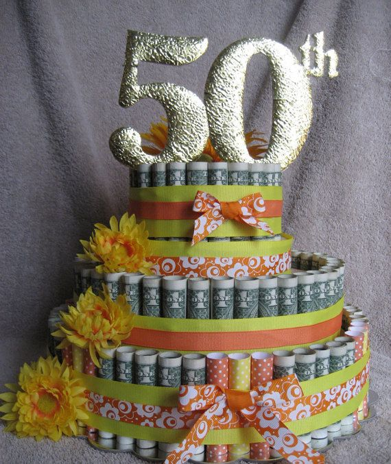 Check Out MONEY CAKE Th Birthday Or Anniversary Unique And - Money birthday cake images