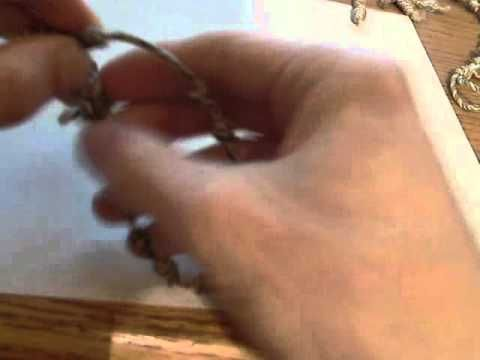 How to make Rosary Bracelet/Bracelets (Tutorial) going to make myself one of these... #rosaryjewelry
