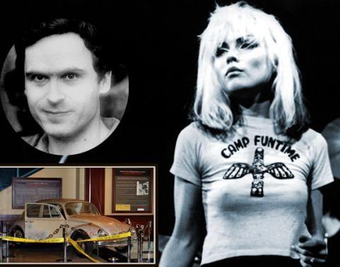 DEBBIE HARRY: TARGETED BY SERIAL KILLER TED BUNDY - The ...
