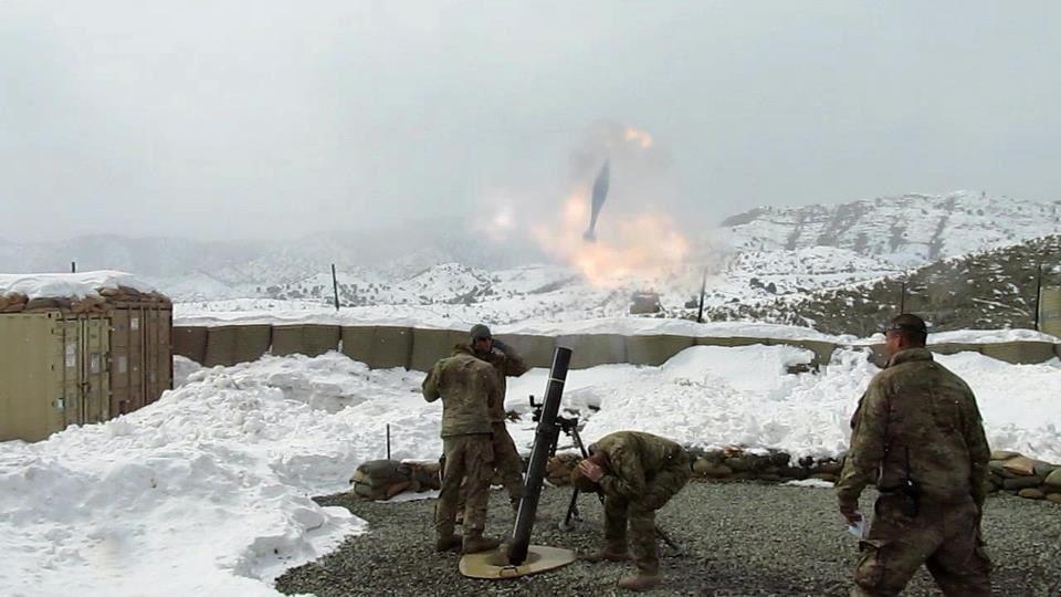 Cop Deysie, Afghanistan | My Service the US Army | Army veteran