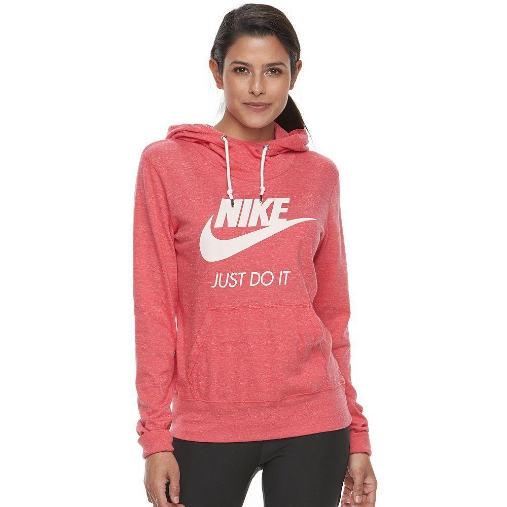 23408c879402 Women s Nike Sportswear Vintage Long Sleeve Graphic Hoodie