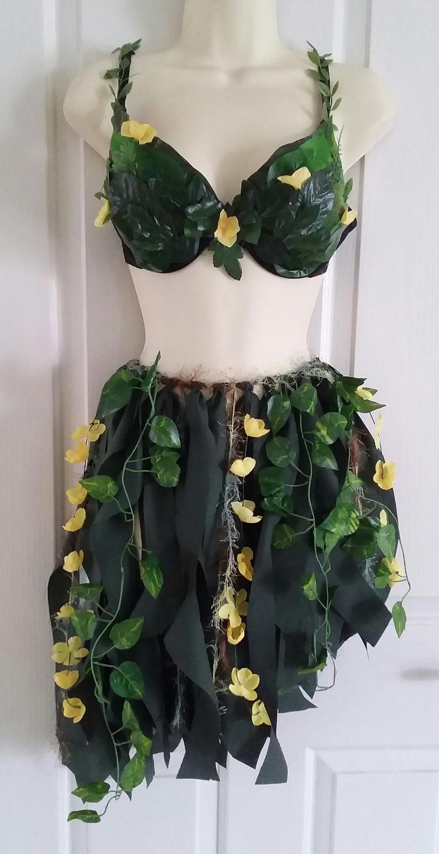 Briar hada fantasía Woodland mítico Joyas, Leaf Faerie Colgante Collar