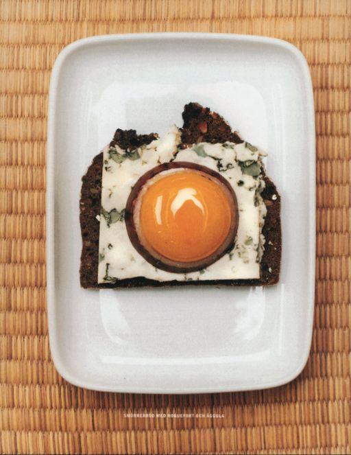 egg in a frame