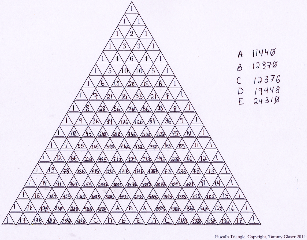 Two Cool Things About Pascal S Triangle