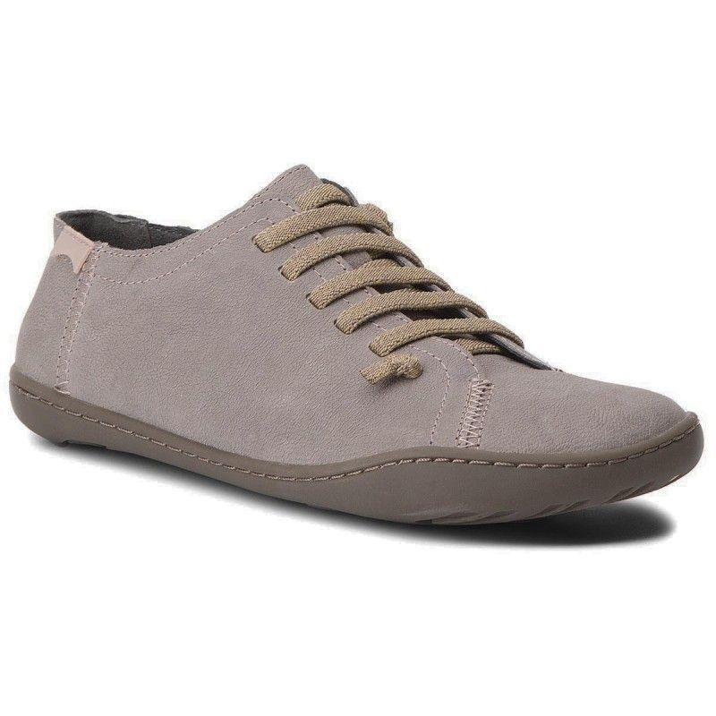 Polbuty Camper Peu Cami 20848 076 Oxyde Ash Cami Foca Plaskie Polbuty Damskie Eobuwie Pl Shoes Sneakers Cami