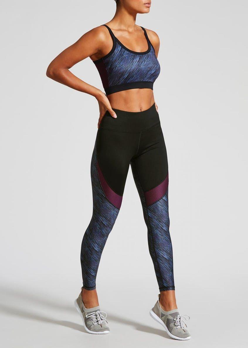 f4a7e2cf3e Souluxe Twilight Sports Leggings | Gym | Sports leggings, Leggings ...