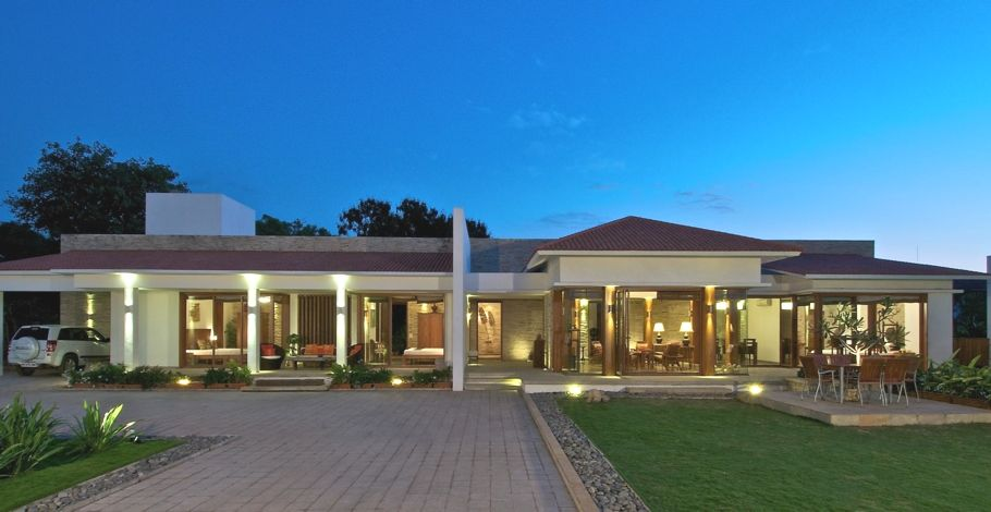 Anish Amin House Alibaug India One Of The Best Luxury Houses Designed In Country
