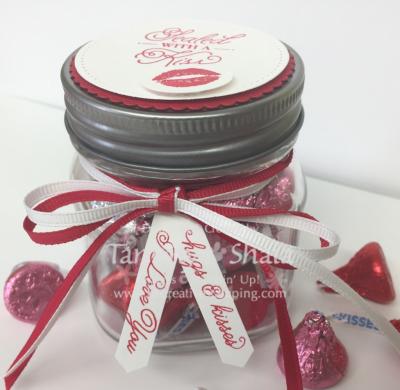 Sealed with Love Stamp Set Jar
