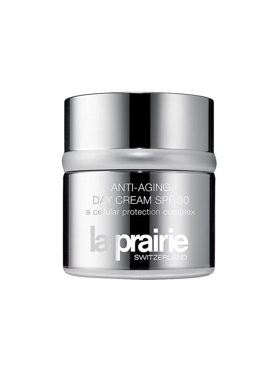 La Prairie Anti-Aging Night Cream 1.7 oz Massage Cream Raspberry 7oz