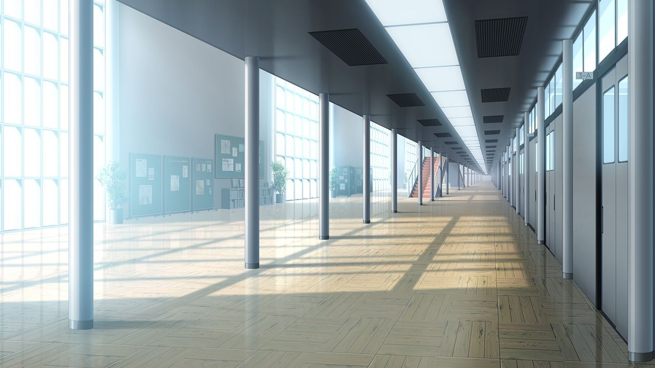 25 School Hallway Wallpapers Download At Wallpaperbro With