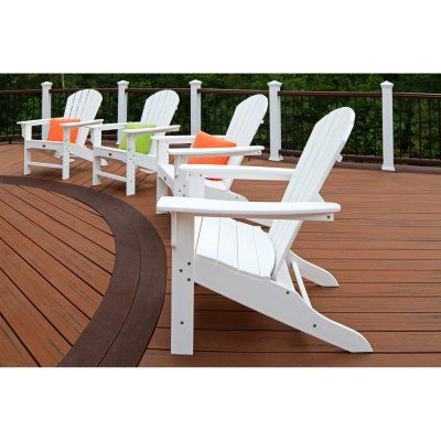 Outstanding Trex Outdoor Furniture Recycled Plastic Cape Cod Adirondack Creativecarmelina Interior Chair Design Creativecarmelinacom
