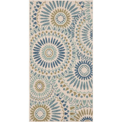 Found It At Joss Main Caroline Indoor Outdoor Rug In Green