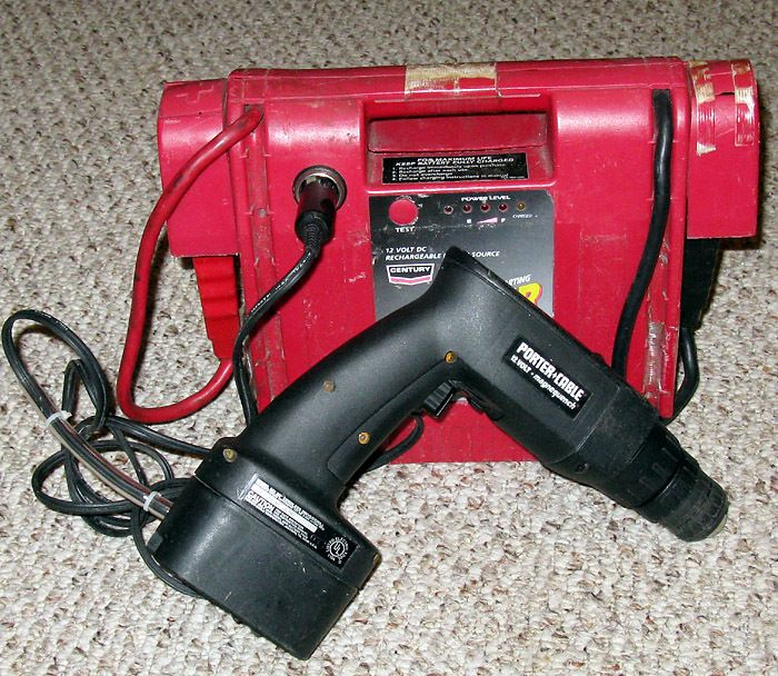 Convert A Perfectly Good Cordless Drill To A Corded One Cordless Drill Cordless Power Drill Cordless Drill Batteries