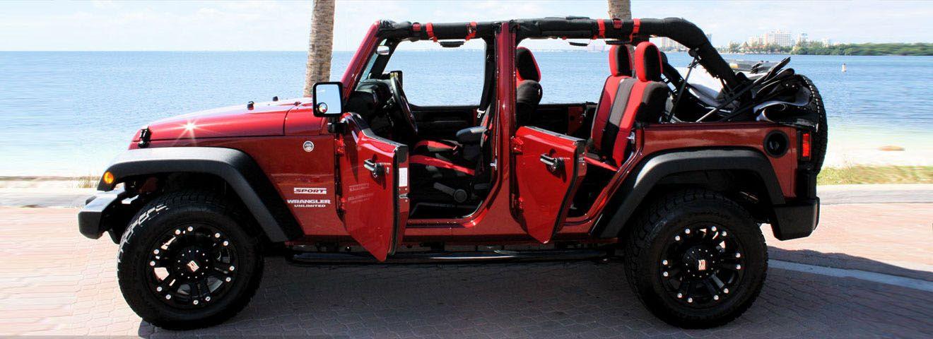 Miami Tour Jeep Rental Company Tons Of Fun Tours Rentals Jeep Jeep Wrangler Jeep Cars