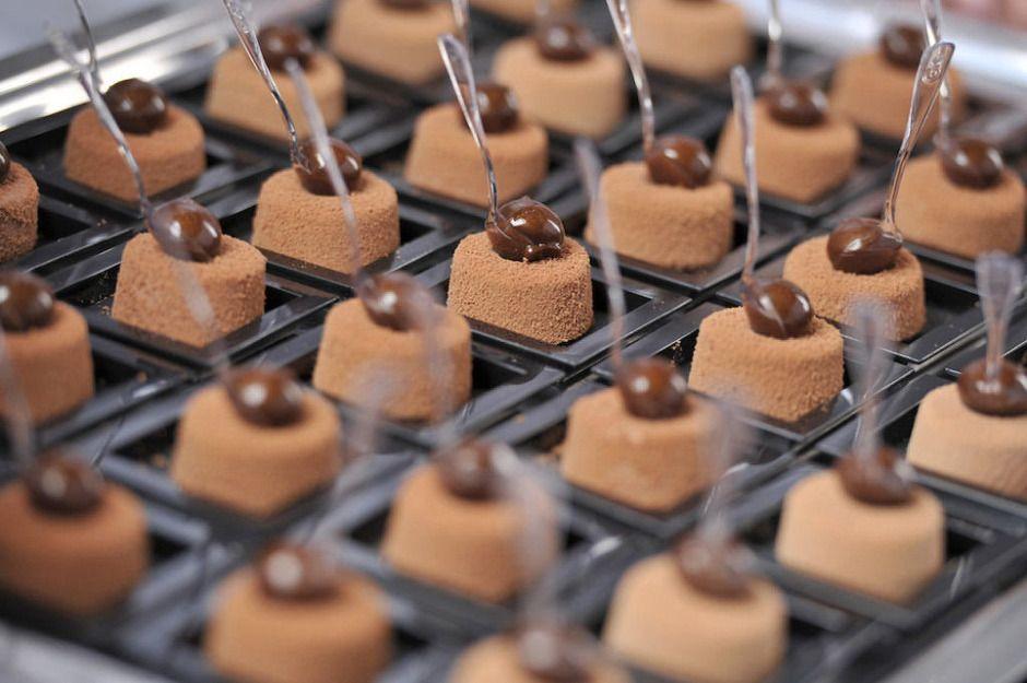 Ne manquez pas le Salon du Chocolat