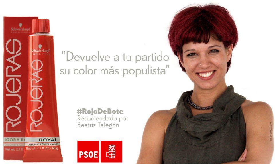 Rojeras: devuelve a tu partido su color más populista →  #humorgrafico #imagenesgraciosas #memesenespañol #memesparafacebook #ragecomics