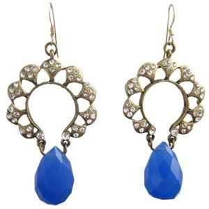 Love these earrings for summer!