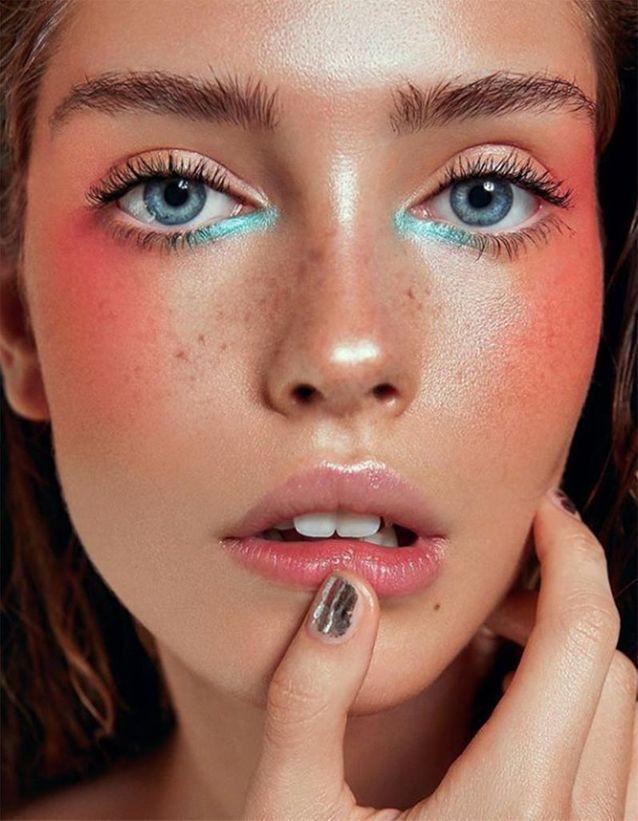 Les plus beaux maquillages de festival - Elle
