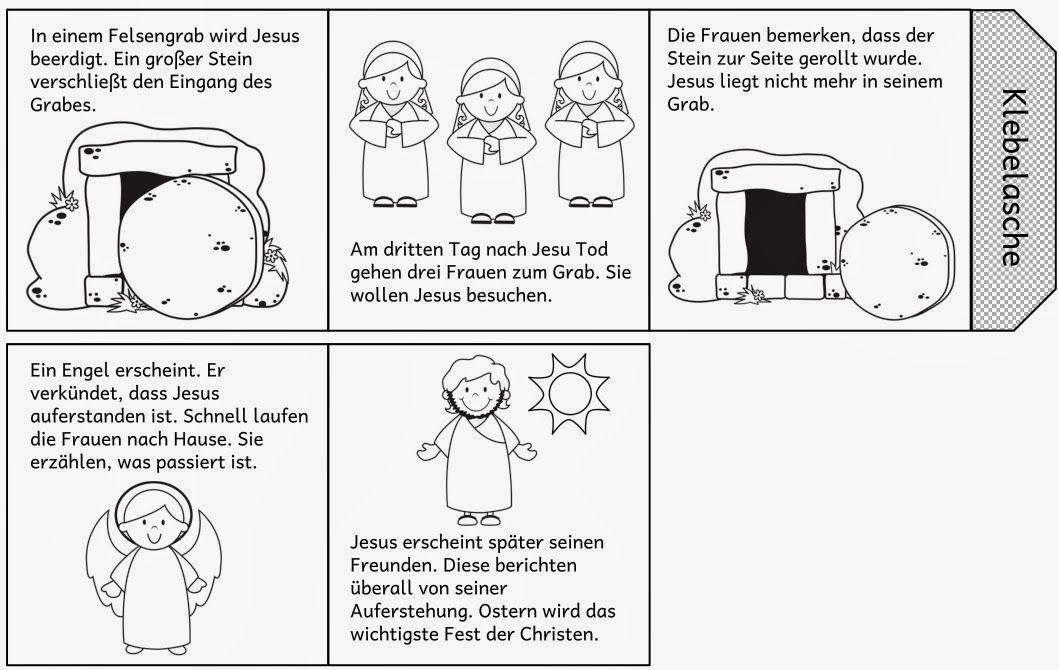 Ostergeschichte Bibel