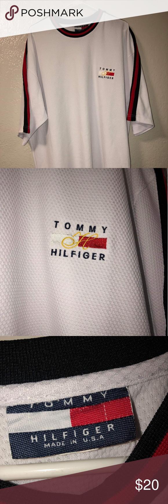 3d11b1945 Tommy Hilfiger Shirt Tommy Hilfiger Shirt Size XXL Condition 10/10 . #NIKE #