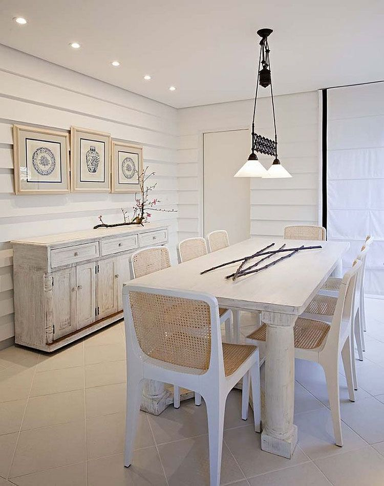 Sala Da Pranzo Shabby Moderno.30 Idee Per Arredare La Sala Da Pranzo Shabby Chic