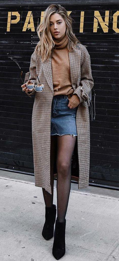+ 53 looks de inverno estilosos #TendenciasInverno2019 - #de #estilosos #Inverno #street #TendenciasInverno2019 #streetclothing