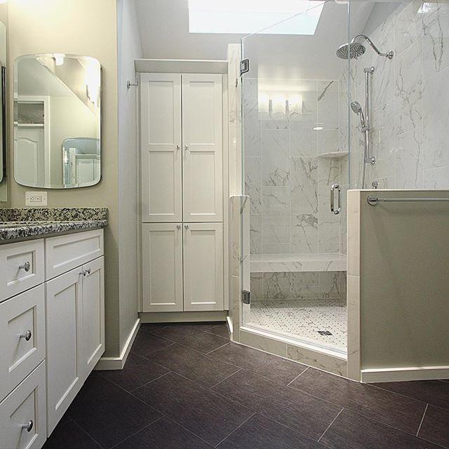 Nvsrd Reston Virginia Master Bath Remodel Featuring A