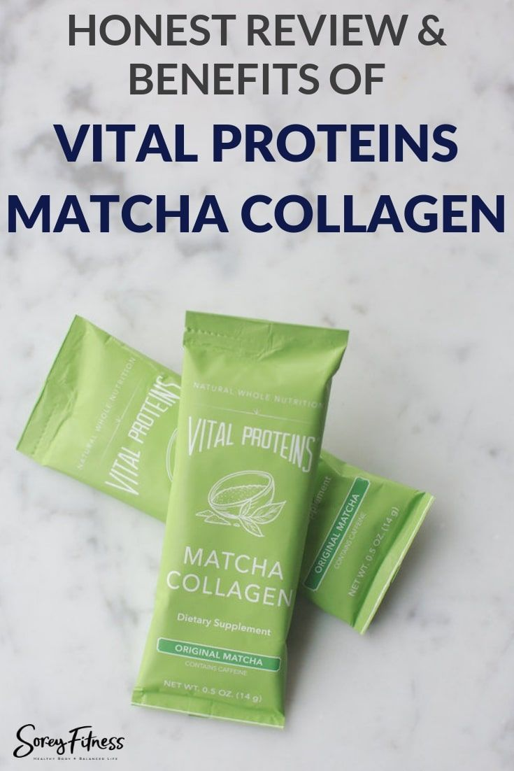 Everyone is talking about Matcha & Collagen to boost your energy and improve your metabolism, hair,...